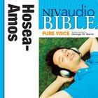 NIV, Audio Bible, Pure Voice: Hosea, Joel, And Amos, Audio