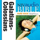 NIV, Audio Bible, Pure Voice: Galatians, Ephesians, Philippians, and Colossians, Audio eAudio