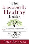 The Emotionally Healthy Leader eBook