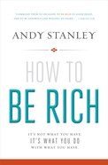How to Be Rich eBook