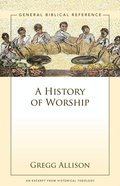 A History of Worship eBook