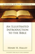 An Illustrated Introduction to the Bible eBook