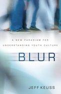 Blur eBook