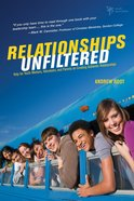 Relationships Unfiltered eBook