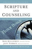 Scripture and Counseling eBook