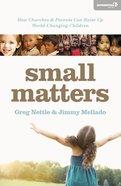 Small Matters eBook