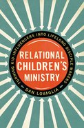 Relational Children's Ministry eBook