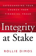 Integrity At Stake eBook