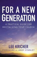 For a New Generation eBook