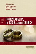 Two Views on Homosexuality, the Bible, and the Church (Counterpoints Series) eBook