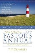 The Zondervan 2017 Pastor's Annual eBook