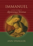 Immanuel eBook