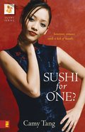 Sushi For One? (#01 in Sushi Series) eBook