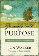 Growing With Purpose eBook