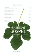 The Naked Gospel eBook
