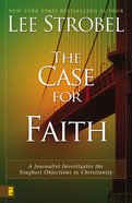 The Case For Faith eBook