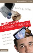 Surviving Information Overload eBook