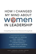 How I Changed My Mind About Women in Leadership eAudio