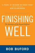 Finishing Well eBook