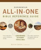 Zondervan All-In-One Bible Reference Guide eBook