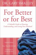 For Better Or For Best eBook