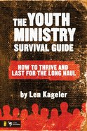 The Youth Ministry Survival Guide eBook