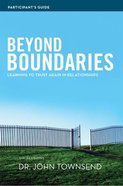 Beyond Boundaries Participant's Guide eBook