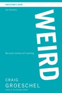 Weird (Participant's Guide) eBook