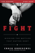 Fight Study Guide eBook