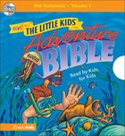 NIRV, Little Kids Adventure Audio Bible: Old Testament Vol. 1 , Audio (Unabridged) eAudio