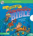 NIRV, Little Kids Adventure Audio Bible: New Testament , Audio (Unabridged)