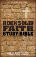 NIV Rock Solid Faith Study Bible For Teens eBook