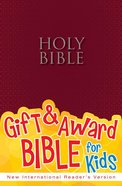 NIRV Bible For Esl Readers Red