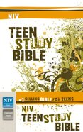 NIV Teen Study Bible eBook