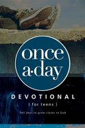 Once-A-Day Devotional For Teens eBook