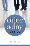 NIV Once-A-Day Bible For Teens eBook