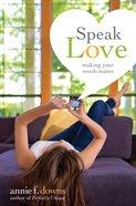 Speak Love eBook