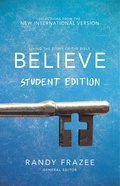Believe Student Edition, Ebook (Believe (Zondervan) Series) eBook