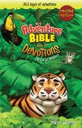 Adventure Bible Book of Devotions For Early Readers, NIRV eBook