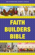 NIRV, Faith Builders Bible, Ebook eBook