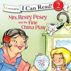 Mrs. Rosey Posey and the Fine China Plate (I Can Read!2 Series) eAudio