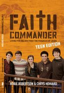 Faith Commander Teen Edition eBook