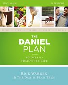 The Daniel Plan Study Guide eBook