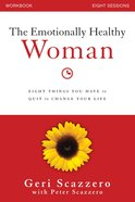 The Emotionally Healthy Woman Workbook eBook