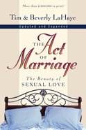 The Act of Marriage eBook