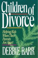 Children of Divorce eBook