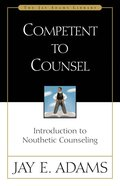 Competent to Counsel eBook