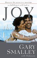 Joy That Lasts eBook