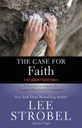 The Case For Faith (Student Edition) eBook
