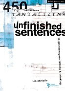 Unfinished Sentences eBook